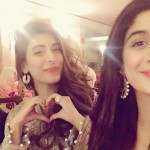Farhan Saeed And Urwa Hocane Wedding HD Pictures