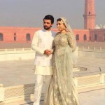 Urwa Hocane and Farhan Saeed's wedding celebrations