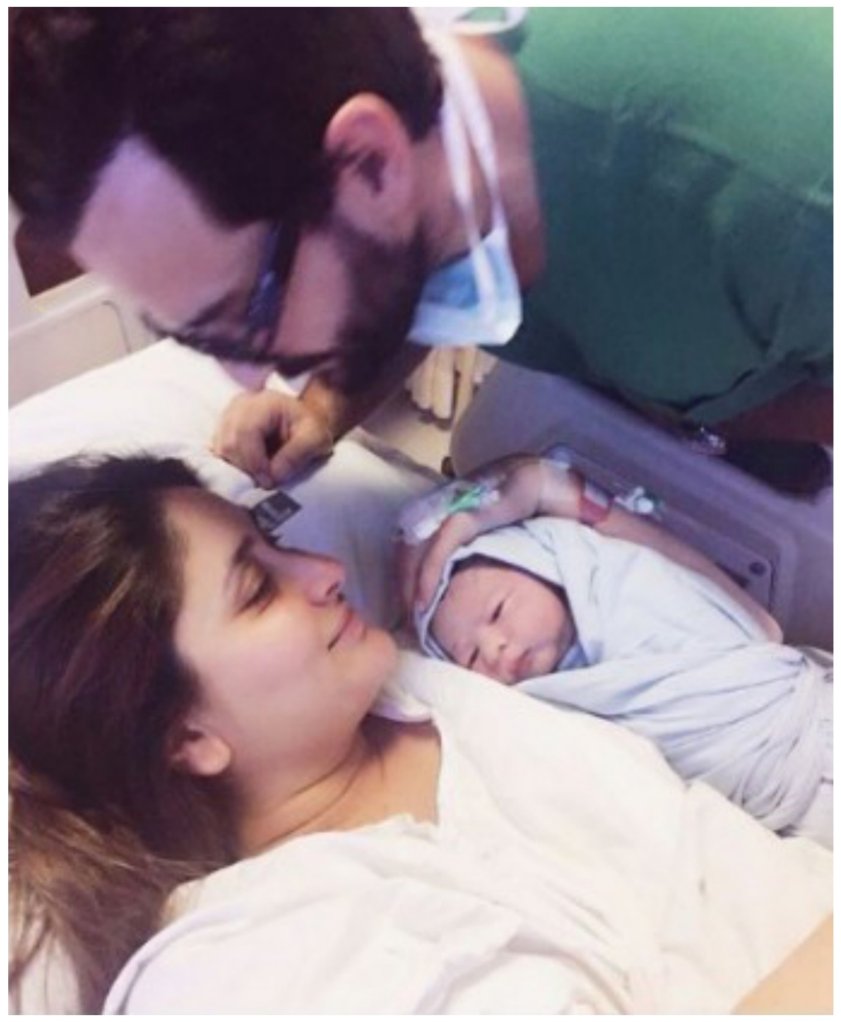 Saif Ali Khan baby Taimur Photos 2017