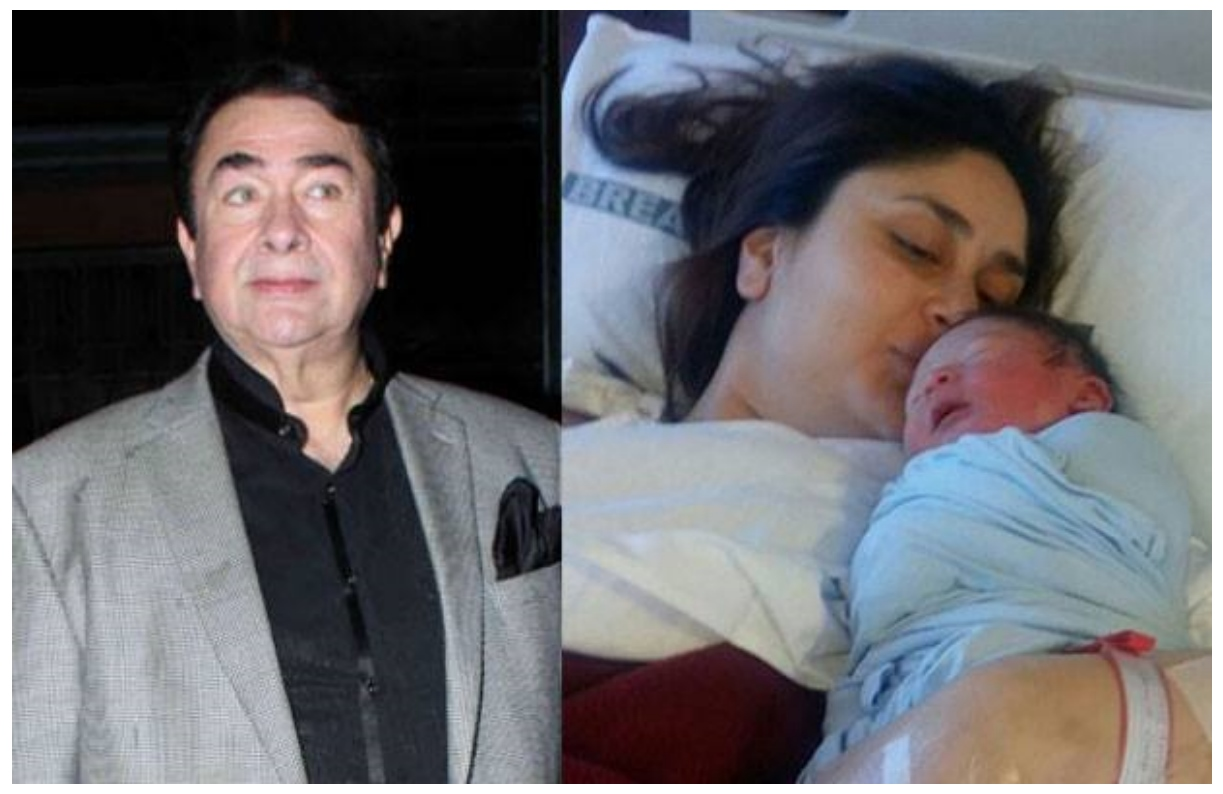 Kareena Kapoor Khan Son pictures