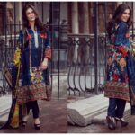 Designs of Libas Designer Embroidered dresses 2017