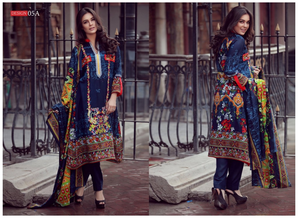 Libas Designer Embroidered Collection 2017 Prices By