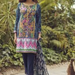 Alkaram studio The Scarlett Wanderer Spring Collection 2017 (18)