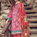 New Alkaram studio Midsummer Collection 2017-2018 (1)