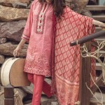 Alkaram studio The Scarlett Wanderer Spring Collection 2017 (7)
