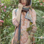 Alkaram studio The Scarlett Wanderer Spring Collection 2017 (8)