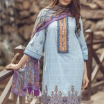 Alkaram studio The Scarlett Wanderer Spring Collection 2017 (12)