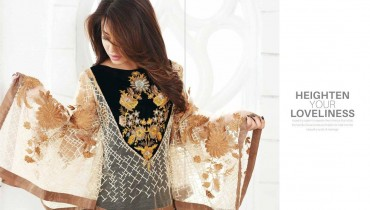 Charizma Wedding Bells Formal Wear Collection 2017 Women