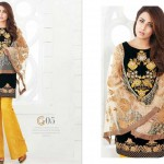 Charizma Wedding Bells Party Wear Collection 2017 for Girls (2)
