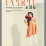 Cross Stitch Peach Amber Spring Collection 2017 (2)