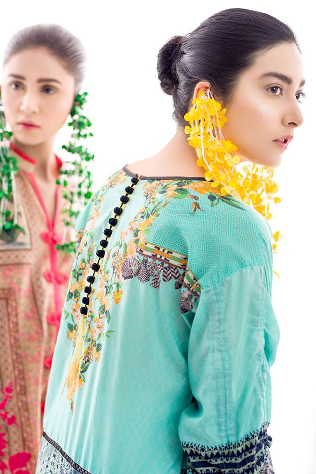 Ethnic by outfitters Renaissance Spring Summer Collection 2017 (5)