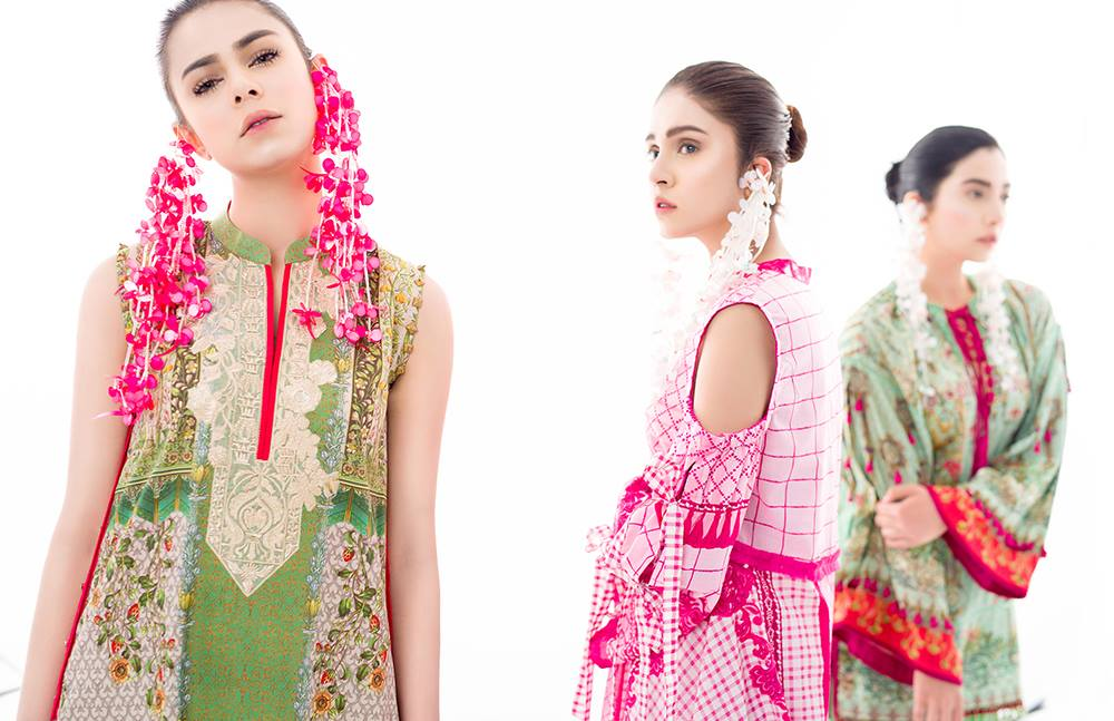 Ethnic by outfitters Renaissance Spring Summer Collection 2017 (15)