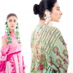 Ethnic By Outfitters SpringSummer 2017 Unstitched dresses