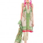 Ethnic by outfitters Unstitched Spring summer Collection 2017 (2)