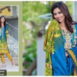 Falak Fabrics Premium Collection 2017 for Girls (1)