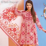 Gul Ahmed Three Piece Lawn Spring Summer Collection 2017 (2)