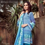 Gul Ahmed Three Piece Lawn Spring Summer Collection 2017 (12)