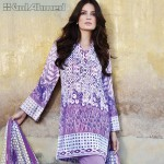 Gul Ahmed Three Piece Lawn Spring Summer Collection 2017 (15)