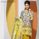 Gul Ahmed Three Piece Lawn Spring Summer Collection 2017 (11)
