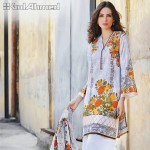 Gul Ahmed Three Piece Lawn Spring Summer Collection 2017 (1)