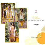 House of ittehad Mega Sale Lawn Collection 2017