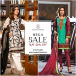 Houseofittehad Mega Sale Dresses Designs 2017 For Girls
