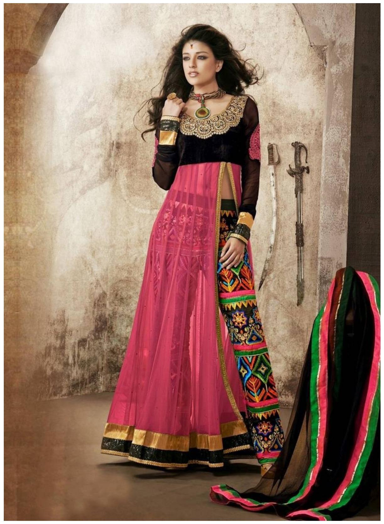 best indian dresses design 2017 for girls newfashionelle