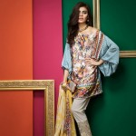 Khaadi Lawn Spring Embroidered Collection 2017 Volume (22)