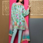 Khaadi Lawn Spring Embroidered Collection 2017 Volume (11)