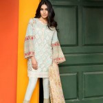 Khaadi Lawn Spring Embroidered Collection 2017 Volume (8)
