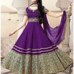 Latest Indian Party Wear Salwar Suits for Wedding