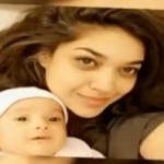 Sanam Jang Daughter Alaya Jafri Cute Pictures Hd