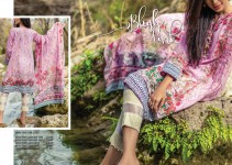 Kapray's SpringSummer '17 Unstitched Lawn Collection for women