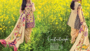 Kapray Spring Summer floral Lawn Collection 2017 (1)
