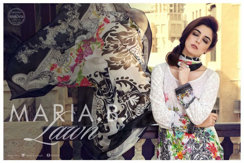 Maria B Summer Lawn Collection 2017