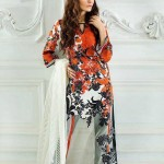 Sana Safinas Lawn 2017 for Spring summer