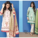 Bonanza Satrangi Lawn 2017 Summer Affair Vol-2 for girls (2)