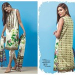 Bonanza Satrangi Lawn Vol-2 Summer Affair 2017 Catalogue
