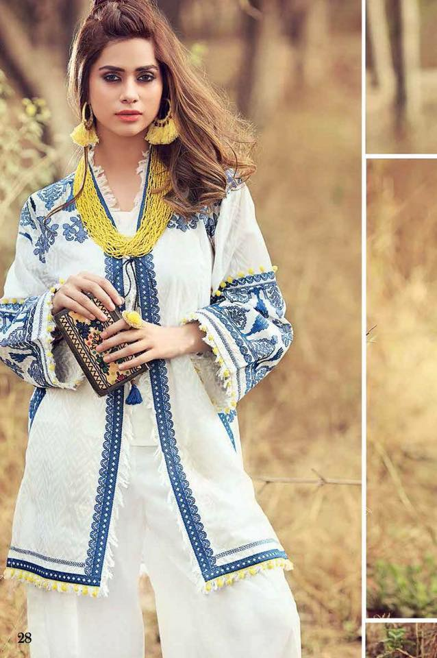 Beautiful Gul Ahmed Summer Gypsy Range 2017 for Eid ul Fiter (4)