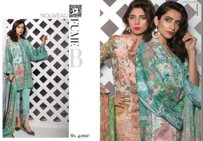 SAPPHIRE LAWN RANGE EID EDITION UNSTITCHED 3 PIECE SUIT MEADOW (3)