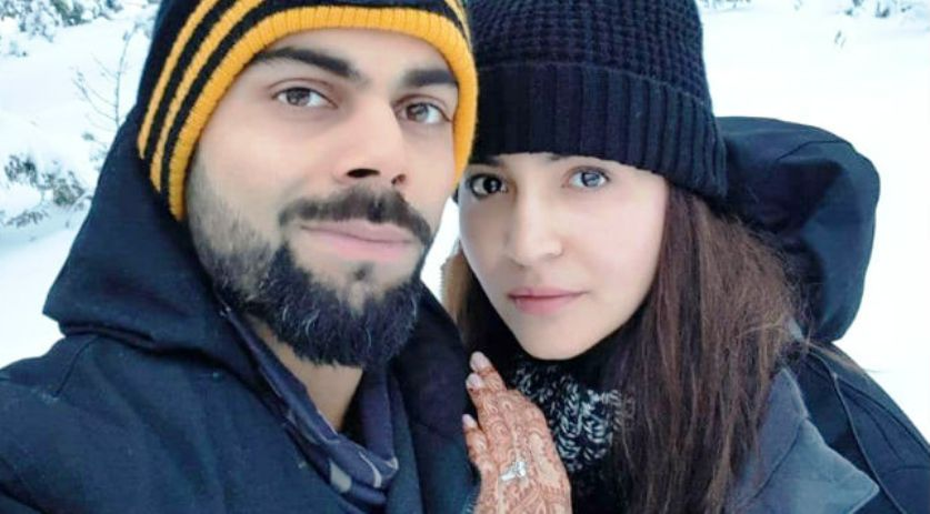 Virat Kohli, Anushka Sharma's Honeymoon pictures