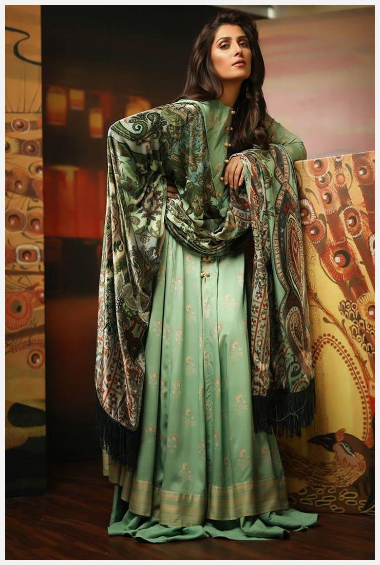 Evening dresses of Alkaram