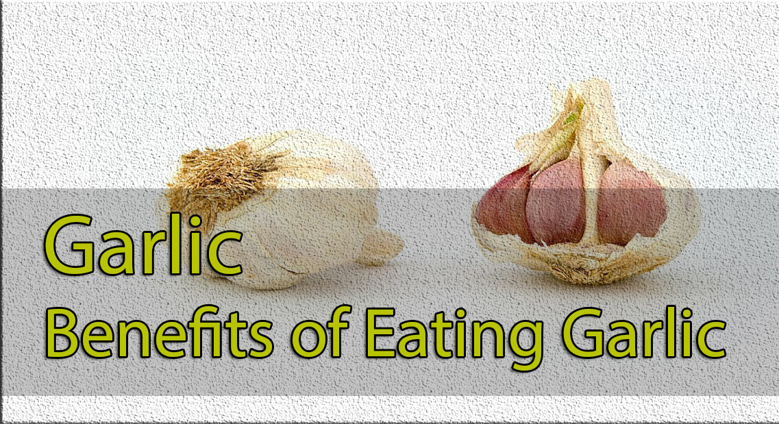 Best Health Benefits Of Garlic